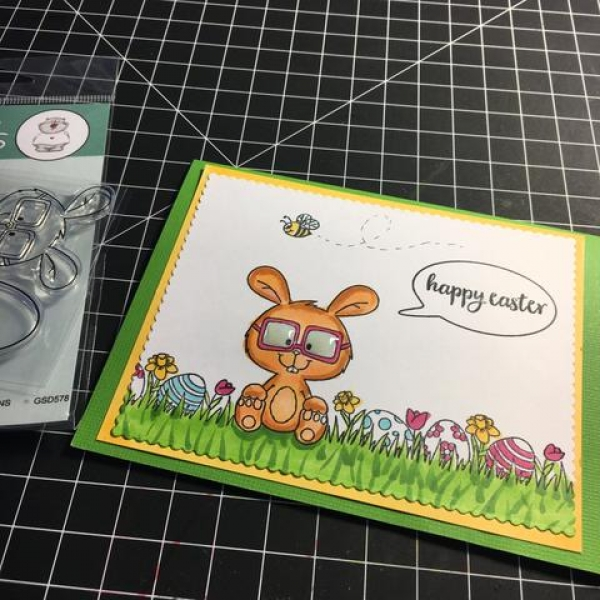 gsd578-gerda-steiner-clear-stamps-nerdy-easter-bunny-card1