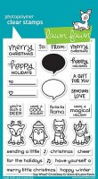Say What? Christmas Critters - Stempel