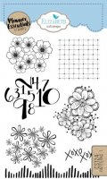 Patterns 1 - Clear Stamps - Planner Essentials