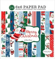 carta-bella-merry-christmas-6x6-inch-paper-pad