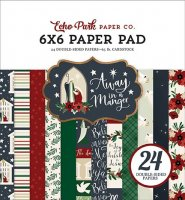 echo-park-away-in-a-manger-6x6-inch-paper-pad