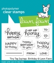 LF1421-Tiny-Tag-Sayings-Birthday-lawn-fawn-clear-stamps